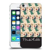 Official Frida Kahlo Peacock Pattern Hard Back Case For Apple Iphone 5 / 5S / Se