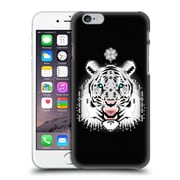 Official Chobopop Animals Snow Tiger Hard Back Case For Apple Iphone 6 / 6S