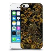 Official Celandine Camouflage Fit In Orange Hard Back Case For Apple Iphone 5 / 5S / Se