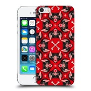 Official Chobopop Animals Bat Face Pattern Hard Back Case For Apple Iphone 5 / 5S / Se
