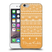 Official Frida Kahlo Coyoacan Patterns Lace Soft Gel Case For Apple Iphone 6 / 6S
