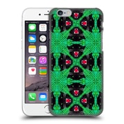 Official Chobopop Animals Tropical Goth Pattern Hard Back Case For Apple Iphone 6 / 6S