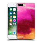 Official Caleb Troy Vivid Ruby Watercolour Hard Back Case For Apple Iphone 7 Plus