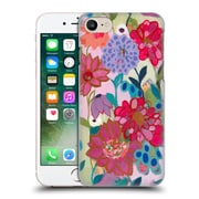Official Carrie Schmitt Florals Adventures On The Garden Patch Hard Back Case For Apple Iphone 7