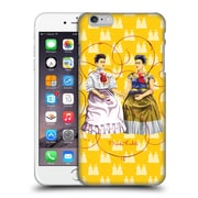 Official Frida Kahlo Self-Portraits Yellow Background Hard Back Case For Apple Iphone 6 Plus / 6S Plus