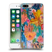 Official Carrie Schmitt Florals Exhalation Hard Back Case For Apple Iphone 7 Plus