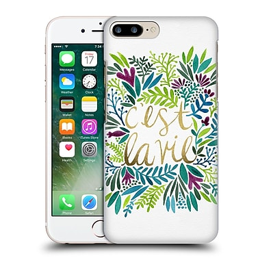 Official Cat Coquillette Quotes Typography 3 That'S Life Multi Hard Back Case For Apple Iphone 7 Plus