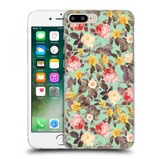 Official Burcu Korkmazyurek Floral 2 Classic Pattern Hard Back Case For Apple Iphone 7 Plus