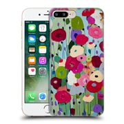 Official Carrie Schmitt Florals Making Wishes Hard Back Case For Apple Iphone 7 Plus