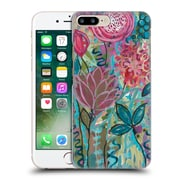 Official Carrie Schmitt Florals Persistence Hard Back Case For Apple Iphone 7 Plus