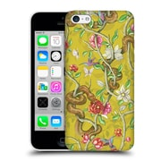 Official Celandine Wild Things Morning Song Mustard Hard Back Case For Apple Iphone 5C