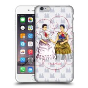 Official Frida Kahlo Self-Portraits White Background Hard Back Case For Apple Iphone 6 Plus / 6S Plus