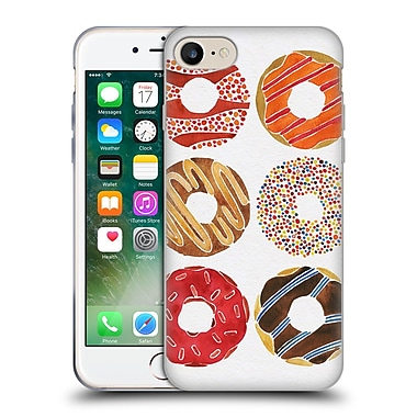 Official Cat Coquillette Sweets Donuts Soft Gel Case For Apple Iphone 7