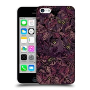 Official Celandine Camouflage Fit In Mauve Hard Back Case For Apple Iphone 5C