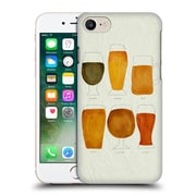 Official Cat Coquillette Mixed Drinks Beer Hard Back Case For Apple Iphone 7