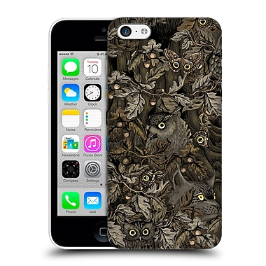 Official Celandine Camouflage Fit In Natural Hard Back Case For Apple Iphone 5C