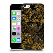 Official Celandine Camouflage Fit In Orange Hard Back Case For Apple Iphone 5C