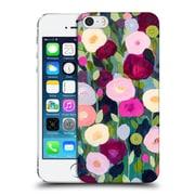 Official Carrie Schmitt Florals Night Garden Hard Back Case For Apple Iphone 5 / 5S / Se