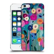 Official Carrie Schmitt Florals Nurture Your Soul Hard Back Case For Apple Iphone 5 / 5S / Se