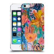 Official Carrie Schmitt Florals Exhalation Hard Back Case For Apple Iphone 5 / 5S / Se