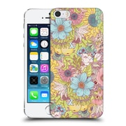 Official Celandine Wild Things The Wild Side Pastel Hard Back Case For Apple Iphone 5 / 5S / Se