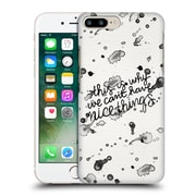 Official Cat Coquillette Quotes Typography 1 This Is Why We Can'T Have Nice Things Hard Back Case For Apple Iphone 7 Plus