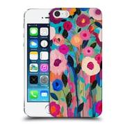 Official Carrie Schmitt Florals Autumn Splendor Hard Back Case For Apple Iphone 5 / 5S / Se