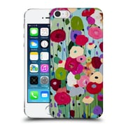 Official Carrie Schmitt Florals Making Wishes Hard Back Case For Apple Iphone 5 / 5S / Se