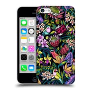 Official Celandine Tropical Pattern Stand Out Dark Hard Back Case For Apple Iphone 5C