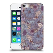 Official Celandine Wild Things The Wild Side Lavender Hard Back Case For Apple Iphone 5 / 5S / Se