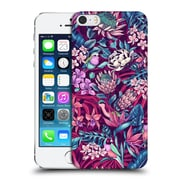 Official Celandine Tropical Pattern Stand Out Ultraviolet Hard Back Case For Apple Iphone 5 / 5S / Se
