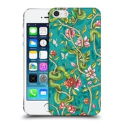 Official Celandine Wild Things Morning Song Turquoise Hard Back Case For Apple Iphone 5 / 5S / Se