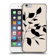 Official Caitlin Workman Organic Spring Leaf Tan Hard Back Case For Apple Iphone 6 Plus / 6S Plus