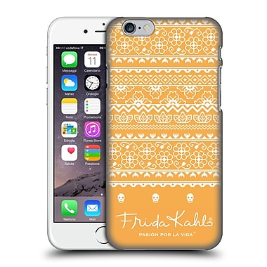 Official Frida Kahlo Coyoacan Patterns Lace Hard Back Case For Apple Iphone 6 / 6S