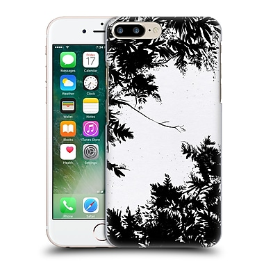 Official Caitlin Workman Organic Spring Night'S Sky Bw Hard Back Case For Apple Iphone 7 Plus