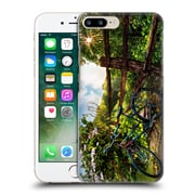 Official Celebrate Life Gallery Bicycle Morning Ride Hard Back Case For Apple Iphone 7 Plus