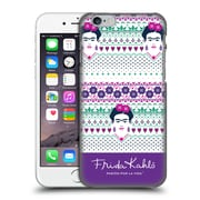 Official Frida Kahlo Coyoacan Patterns Floral Hard Back Case For Apple Iphone 6 / 6S