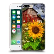 Official Celebrate Life Gallery Florals Barn Meadow Flowers Hard Back Case For Apple Iphone 7 Plus