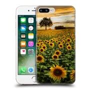Official Celebrate Life Gallery Florals Big Sunflower Field Hard Back Case For Apple Iphone 7 Plus
