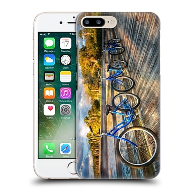 Official Celebrate Life Gallery Bicycle Ready To Ride Hard Back Case For Apple Iphone 7 Plus
