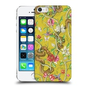 Official Celandine Wild Things Morning Song Mustard Hard Back Case For Apple Iphone 5 / 5S / Se