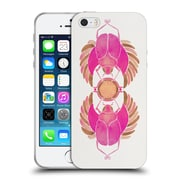 Official Cat Coquillette Insects Rose Gold Pink Scarab Soft Gel Case For Apple Iphone 5 / 5S / Se
