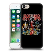 Official The Rolling Stones Key Art 78 Us Tour Vintage Hard Back Case For Apple Iphone 7