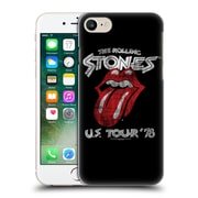 Official The Rolling Stones Key Art Us Tour 78 Hard Back Case For Apple Iphone 7