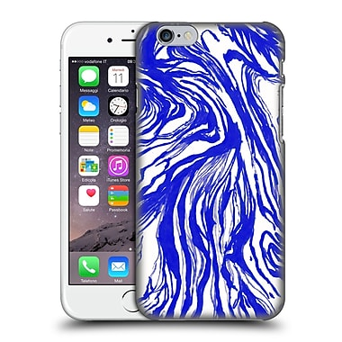 Official Caitlin Workman Patterns Marble Royal Hard Back Case For Apple Iphone 6 / 6S