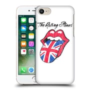 Official The Rolling Stones Key Art Uk Tongue Hard Back Case For Apple Iphone 7