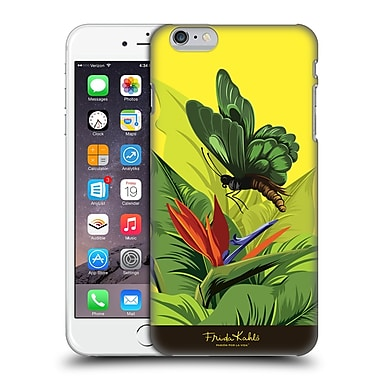 Official Frida Kahlo Tropical Butterfly Hard Back Case For Apple Iphone 6 Plus / 6S Plus