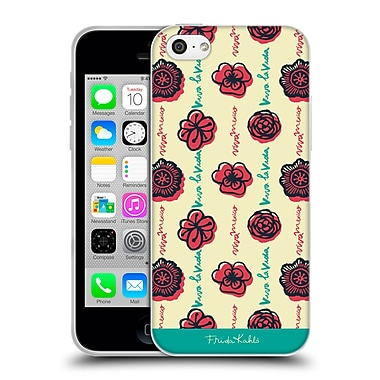 Official Frida Kahlo Doodle Live Life Soft Gel Case For Apple Iphone 5C