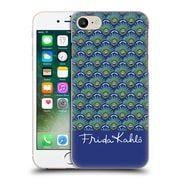 Official Frida Kahlo Peacock Feather Pattern Hard Back Case For Apple Iphone 7