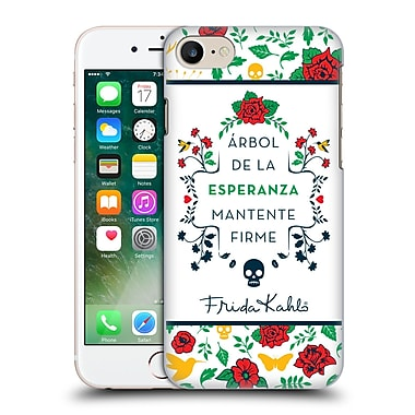 Official Frida Kahlo Icons Typography Hard Back Case For Apple Iphone 7